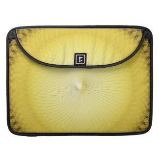 Gelbes Plafond Sleeve Für MacBook Pro