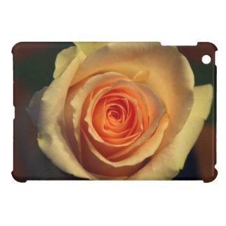 Gelbes Rose iPad Minifall iPad Mini Hülle