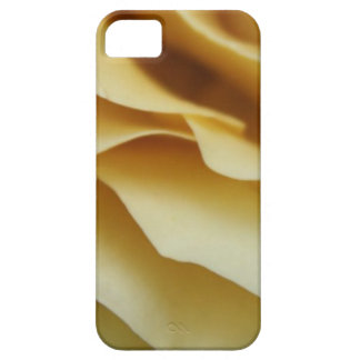 Gelbes Rose iPhone und universeller iPhone 5 Cover