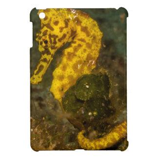 Gelbes Seepferd iPad Mini Hülle