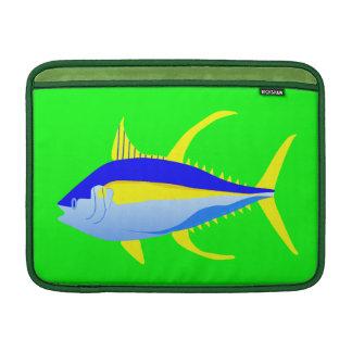 Gelbflossen-Thunfisch MacBook Sleeve