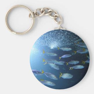Gelbflossen-Thunfisch Schlüsselanhänger