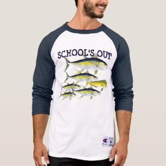 Gelbflossen-Thunfisch u. Salzwasser Dorado T-Shirt