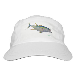 Gelbflossen-Thunfischfischenhut Headsweats Kappe