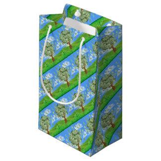 Geld-Baum-Konzept Kleine Geschenktüte