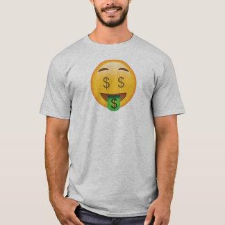 Geld Emoji Shirt