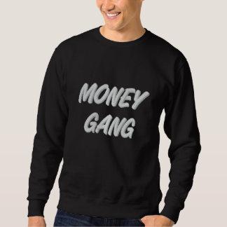 GELD-GRUPPE Schweiss-Shirt Besticktes Sweatshirt