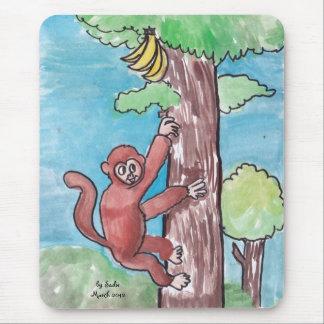 Geld im Baum Mauspad