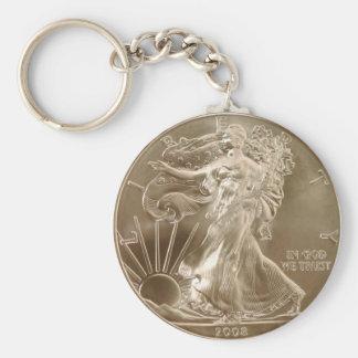 Geld Keychain Münze Schlüsselanhänger