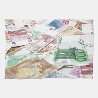 Geld & Reichtum Handtuch