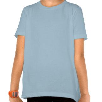 Geld sackt Mädchen-T - Shirt ein