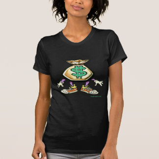 Geld-Tasche T Shirts