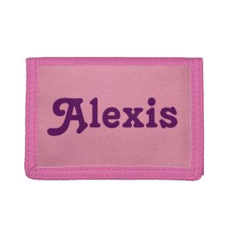 Geldbörse Alexis