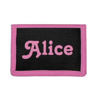 Geldbörse Alice