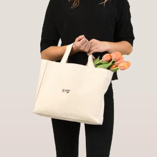 Geldstrafe-und Feder-Tasche Mini Stoffbeutel