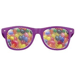 Gelee-Bohnen-Party-Schatten Partybrille