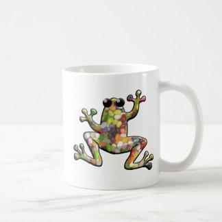 Geleebonbon-Frosch Kaffeetasse