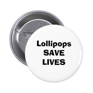 gelegentlich runder button 5,1 cm