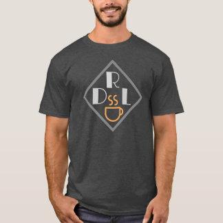 Gelesenes Getränk hören Logo T-Shirt