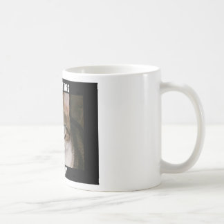 Gelieren Sie die RateMiezekatze Kaffeetasse
