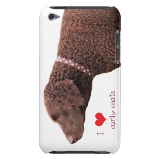 Gelockt-überzogener Fall Retrieverhundeipod-Touch  Case-Mate iPod Touch Hülle