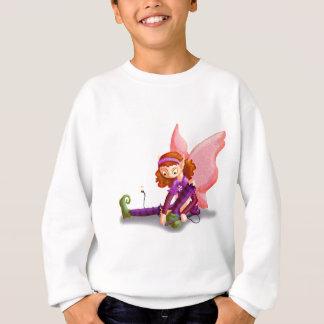 Gelockte Zehe Sweatshirt