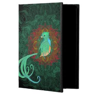 Gelocktes Quetzal