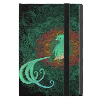 Gelocktes Quetzal iPad Mini Hülle