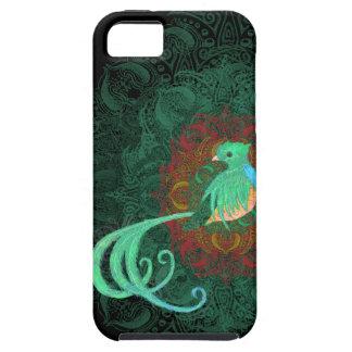 Gelocktes Quetzal iPhone 5 Cover