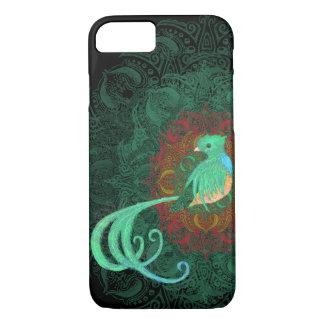 Gelocktes Quetzal iPhone 8/7 Hülle