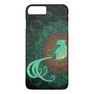Gelocktes Quetzal iPhone 8 Plus/7 Plus Hülle