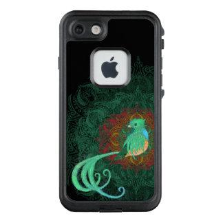 Gelocktes Quetzal LifeProof FRÄ' iPhone 8/7 Hülle