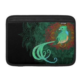 Gelocktes Quetzal MacBook Air Sleeve