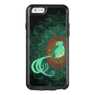 Gelocktes Quetzal OtterBox iPhone 6/6s Hülle