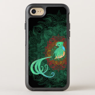 Gelocktes Quetzal OtterBox Symmetry iPhone 8/7 Hülle