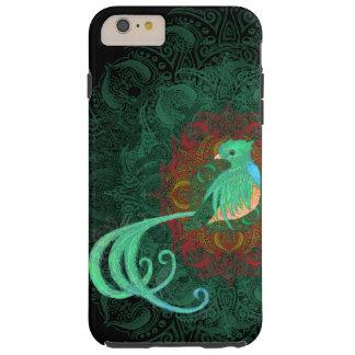 Gelocktes Quetzal Tough iPhone 6 Plus Hülle