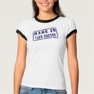 Gemacht auf Kap-Bretonen T-Shirt