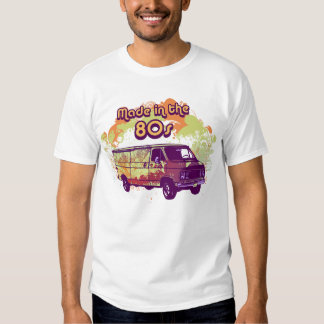 Gemacht im 80er-T - Shirt