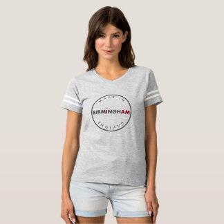gemacht im Birmingham-Fußball-T - Shirt