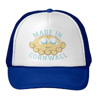 Gemacht im Cornwall-Pasteten-Kopf Baseballcaps