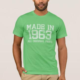 GEMACHT im Jahre 1963 alles URSPRÜNGLICHE T-Shirt
