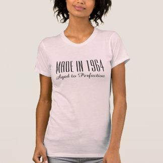 Gemacht im Jahre 1964 gealtert zum Perfektionst-sh Hemden