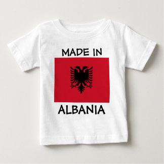 Gemacht in Albanien Baby T-shirt