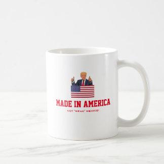 """Gemacht in """"Amerika """" Kaffeetasse"""