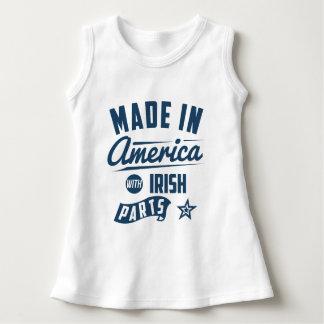 Gemacht in Amerika mit irischen Teilen Kleid