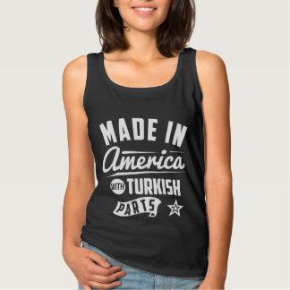 Gemacht in Amerika mit türkischen Teilen Tank Top