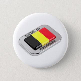 Gemacht in Belgien Runder Button 5,1 Cm