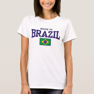 Gemacht in Brasilien T-Shirt