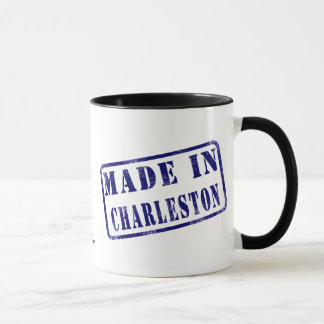 Gemacht in Charleston Tasse