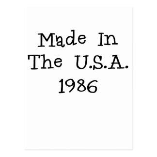 Gemacht in den USA 1986.png Postkarte